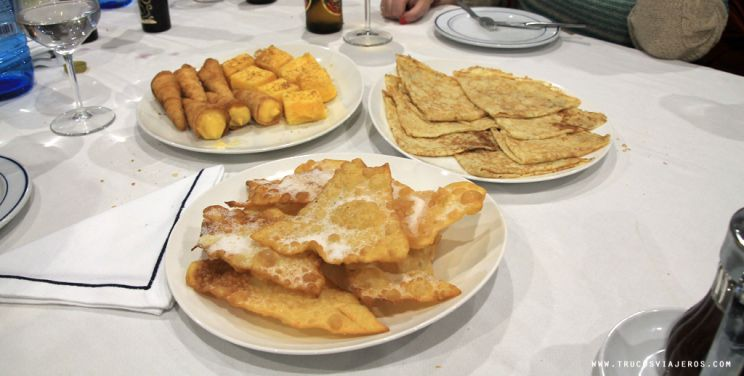 Traditional galician desserts - trucosviajeros